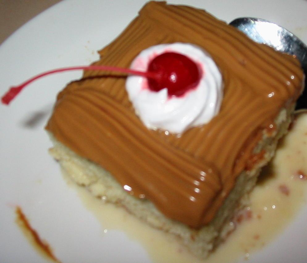 tres leches cake eggnog tres leches cake coconut tres leches cake ...